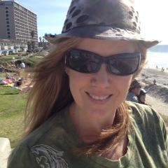 Sue at PB